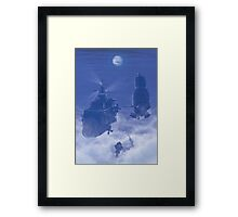 Dawn of Adventure : Rescuing Fina (40 left) Framed Print