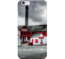 The Kipper Works iPhone Case/Skin