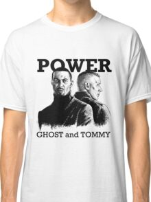 Power TV - Ghost and Tommy Classic T-Shirt