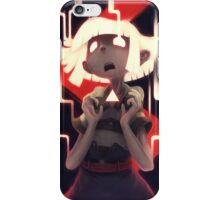 A Current To Purify iPhone Case/Skin