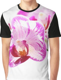 Peaceful orchid Graphic T-Shirt