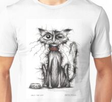 Ugly the cat Unisex T-Shirt