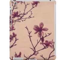 Tree Blossoms 3 iPad Case/Skin