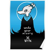 Dragons for Hire - Undo Your Misery Poster