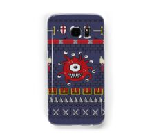 Dungeons and Dragons - Knitted Style Samsung Galaxy Case/Skin