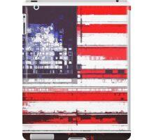 American Flag Abstract iPad Case/Skin