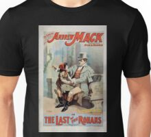 Performing Arts Posters The singing comedian Andrew Mack in the The last of the Rohans by Ramsay Morris 1113 Unisex T-Shirt