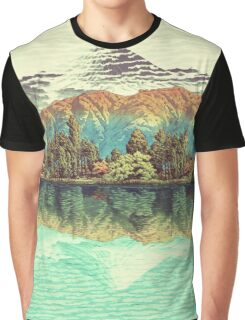 The Unknown Hills in Kamakura Graphic T-Shirt