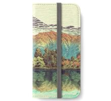 The Unknown Hills in Kamakura iPhone Wallet/Case/Skin