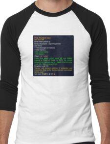 World of Warcraft  Men's Baseball ¾ T-Shirt