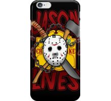 Jason Lives  iPhone Case/Skin