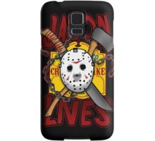 Jason Lives  Samsung Galaxy Case/Skin