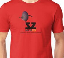 SottoZen - Alien escaping Unisex T-Shirt