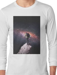 Space tourist Long Sleeve T-Shirt
