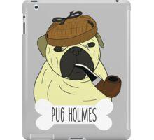 PUG HOLMES iPad Case/Skin