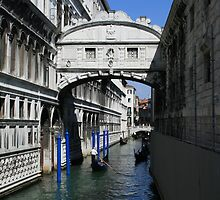 Bridge Of Sighs / Ponte Dei Sospiri by RedHillDigital