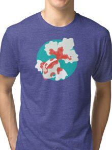Goldeen - Basic Tri-blend T-Shirt