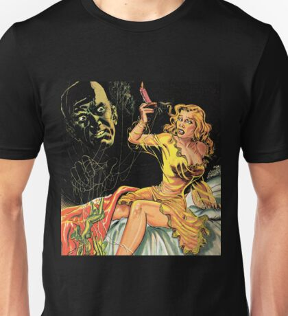 The Spectre in the Darkness Unisex T-Shirt