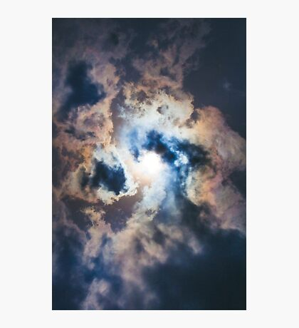 Sunstar Photographic Print