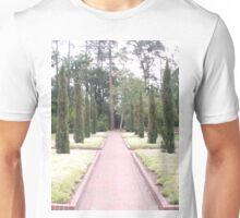 Vintage depth of field Unisex T-Shirt