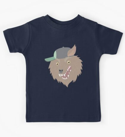 THE Party God Wolf Kids Tee