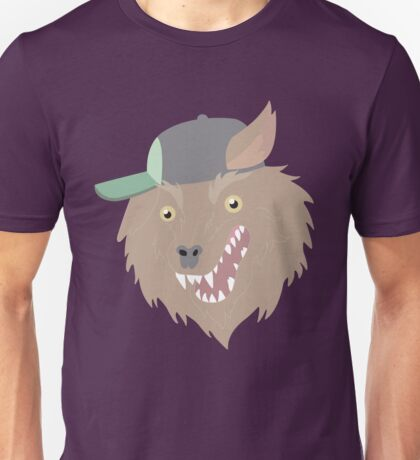 THE Party God Wolf Unisex T-Shirt