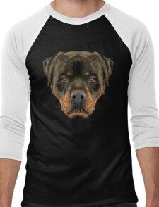 Rottweiler Men's Baseball ¾ T-Shirt