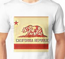 California Republic Flag K1 Unisex T-Shirt