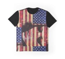 Lady Liberty Graphic T-Shirt