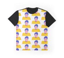 Pop Art Dan Howell Danisnotonfire - Multicoloured Graphic T-Shirt