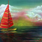 Sail The Horizon by Laura Barbosa