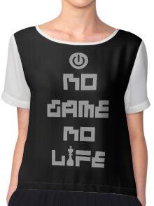 No Game No Life Chiffon Top