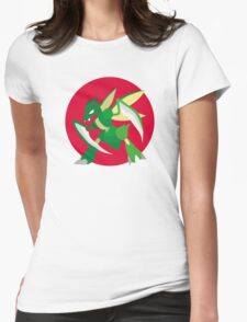 Scyther - Basic Womens Fitted T-Shirt
