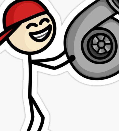 Bro, do you even spool? Sticker