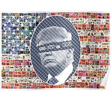 God Save the Stars and Stripes Poster