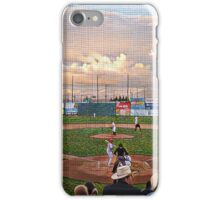 Box seats at the Baseball Game  iPhone Case/Skin