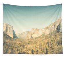 Yosemite Valley II Wall Tapestry
