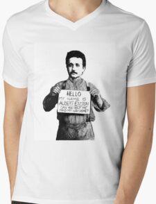 Real Genius Mens V-Neck T-Shirt