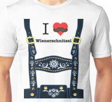 Lederhosen - Blue Unisex T-Shirt