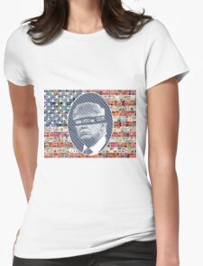 God Save the Stars and Stripes Womens Fitted T-Shirt