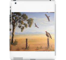 Birds of Prey, Outback Australia iPad Case/Skin
