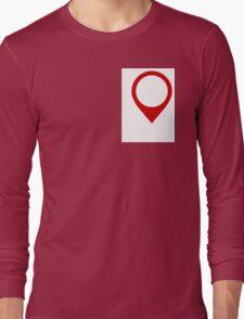 location Long Sleeve T-Shirt