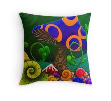 The Astrosprouts 2 Throw Pillow