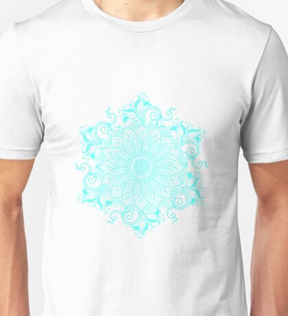 Mandala - Grape Unisex T-Shirt