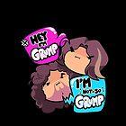 Game Grumps - Hey I'm Grump! - 1shirt by Chalybs