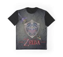 Sword Graphic T-Shirt