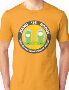Vote Kang - Kodos '16 — Sticker T-Shirt