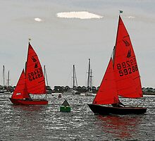 Red Sails by RedHillDigital