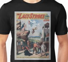 Performing Arts Posters The last stroke a story of Cubas fight for freedom by IN Morris 0794 Unisex T-Shirt