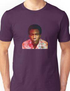 Childish Gambino's Because The Internet album cover Unisex T-Shirt